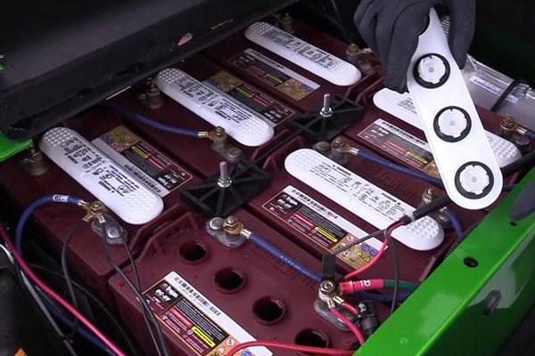 Bình ắc quy chuyên dùng cho xe điện chở hàng