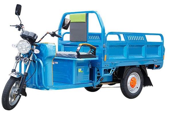 Xe điện chở hàng 3 bánh cổ điển