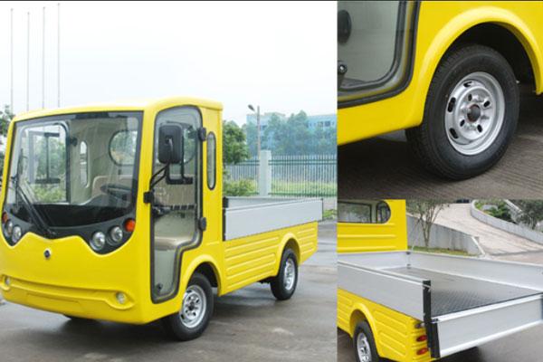 Xe tải điện chở hàng 800kg LT-S2.B.HP
