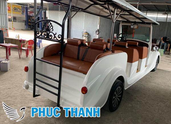 Dịch vụ sửa xe ô tô điện tại Phúc Thành
