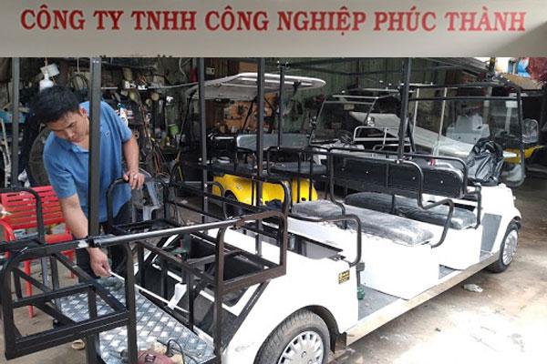 Dịch vụ sửa chữa ô tô điện