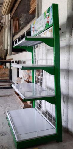 Kệ lưới 4 tầng