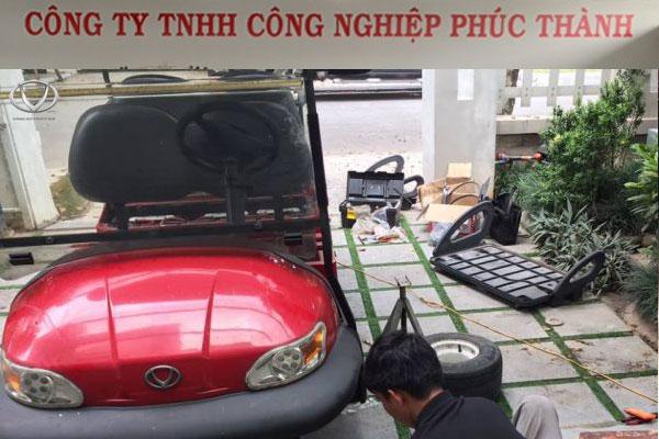 Dịch vụ sửa ô tô điện chuyên nghiệp tận nhà tại HCM