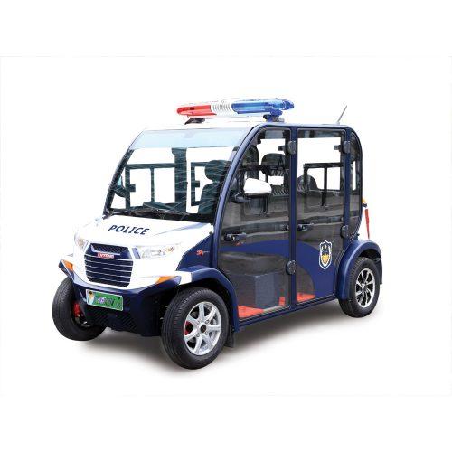 Xe điện cảnh sát Model LT-S4.DBP
