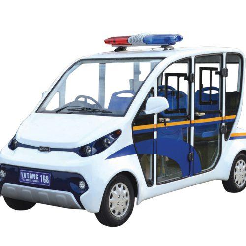 Xe điện cảnh sát Model LT-S4.PAF
