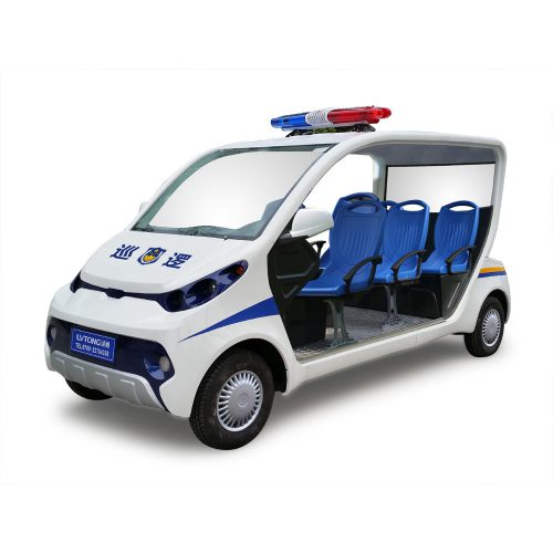 Xe điện cảnh sát Model LT-S6.PAC