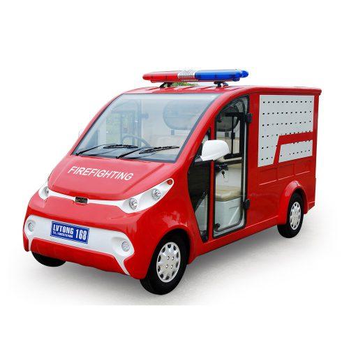 Xe điện cảnh sát Model LT-S2.XF